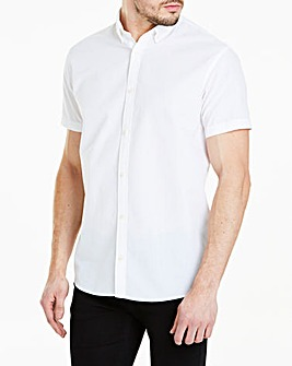 Jack & Jones Originals Cotton Linen Summer Short Sleeve Shirt