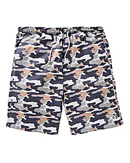 Fenchurch Camo Swim Short