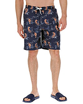 Joe Browns Oriental Tiger Swim Short