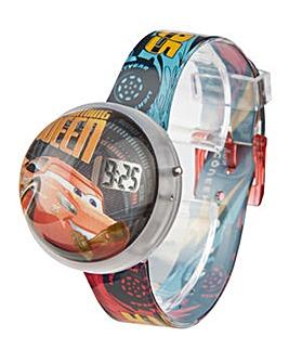 Disney Cars 3 LCD Bubble Watch