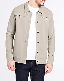 Jack & Jones Premium Seth Sweat Trucker Jacket