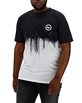 Hype Drip Fade T-Shirt Long