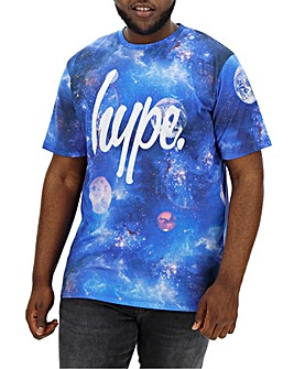 Hype Space Planets T-Shirt Long