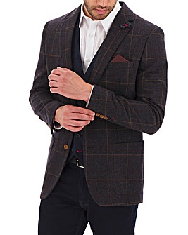 Joe Browns Windowpane Check Blazer