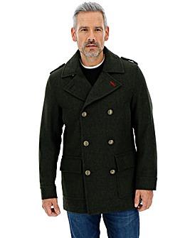 Joe Browns Wool Military Coat
