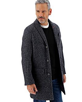 Joe Browns Herringbone Overcoat