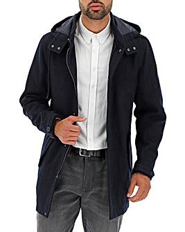 Peter Werth Navy Parka