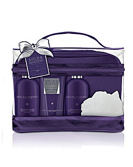 B&H Wild Blackberry Vanity Bag Gift Set