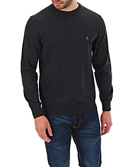 Original Penguin Merino Wool Jumper
