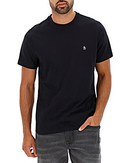 Original Penguin Plain Logo T-Shirt Long