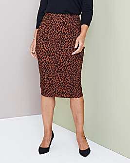 Julipa Stretch Pull On Skirt