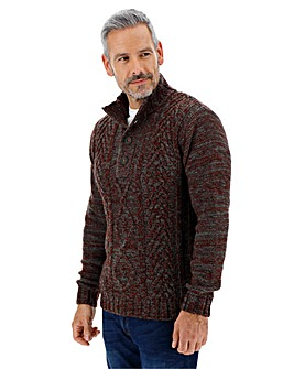 Joe Browns Three Buttons Jumper