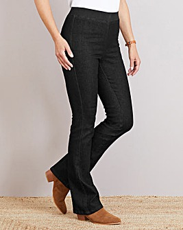 Julipa Bootcut Jegging Short