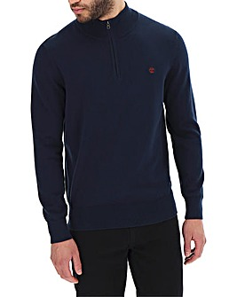Timberland Williams River 1/2 Zip Knit