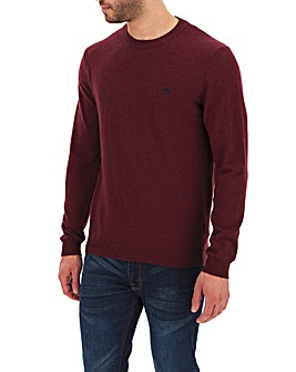 Timberland Cohas Brook Merino Wool Jumper