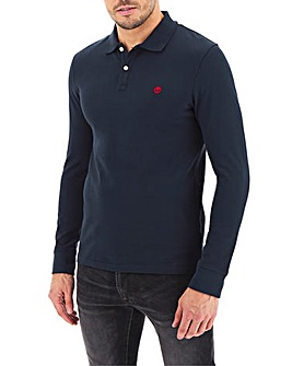 Timberland Long Sleeve Millers Polo