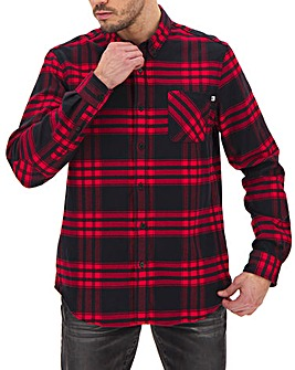 Timberland Heavy Flannel Check Shirt