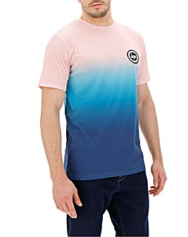 Hype Summer Fade T-Shirt Long
