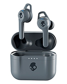 Skullcandy Indy Fuel True Wireless Headphones - Grey