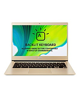 Acer Chromebook 514 Intel Pentium 14in Touchscreen 4GB 128GB - Gold