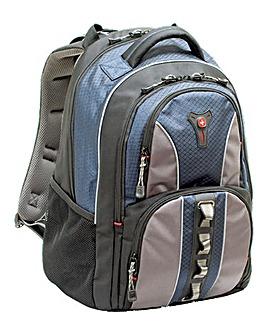"""Wenger Cobalt 16"""" Computer Backpack - Blue"""