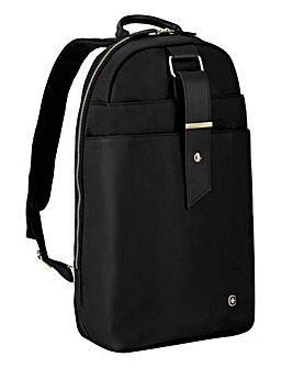 "Wenger Alexa 16"" Laptop Backpack - Black/Floral"
