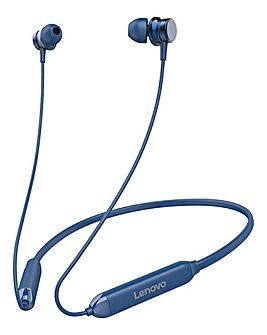 Lenovo Sports Bluetooth Headset - Blue