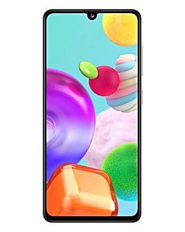 Samsung Galaxy A41 - White