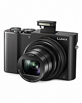 Panasonic TZ100 10x Zoom All In One Compact Camera - Black