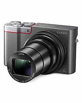 Panasonic TZ100 10x Zoom All In One Compact Camera - Silver