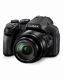 Panasonic Lumix FZ330 24x Zoom 4K UHD Splash/ Dustproof Photo & Video Camera