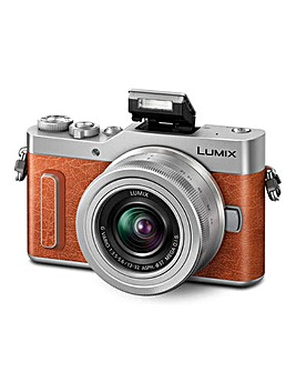 Panasonic Lumix GX880 Interchangeable Lens/Blogger Camera with 12-32mm Lens Kit