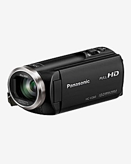 Panasonic V260 90x Zoom Full HD Camcorder