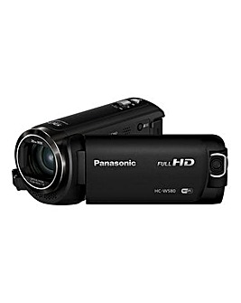 Panasonic HD Handheld Twin Camcorder