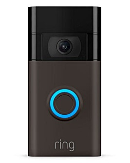 Ring Video Doorbell (Gen 2) - Venetian Bronze