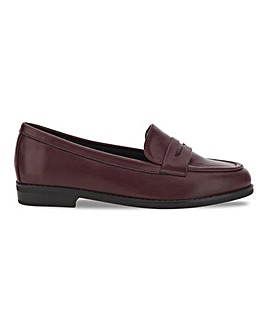 Flexi Sole Loafers Extra Wide EEE Fit