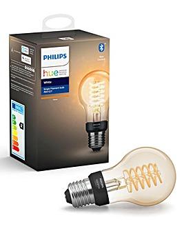 Philips Hue Bluetooth White Filament A60 E27