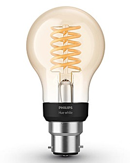 Philips Hue White Filament BT A60 B22
