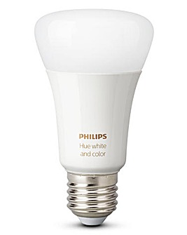 Philips Hue White & Colour Ambience Bluetooth E27 Starter Kit