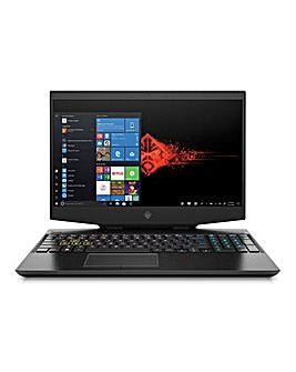 HP OMEN 15.6in Gaming Laptop - Intel Core i7, 16GB, 512GB, RTX2070