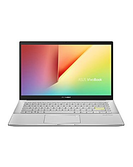 ASUS 14in i5 FHD Notebook - White