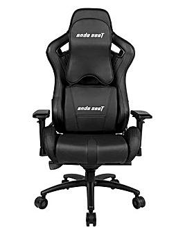 andaseaT Kaiser Series Gaming Chair Black