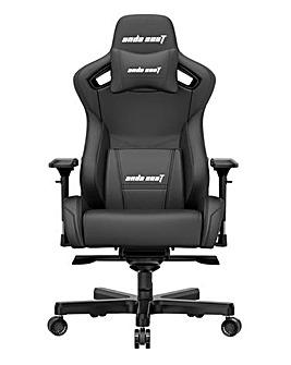 andaseaT Kaiser II Series Gaming Chair Black