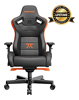 andaseaT Fnatic Edition Black & Orange