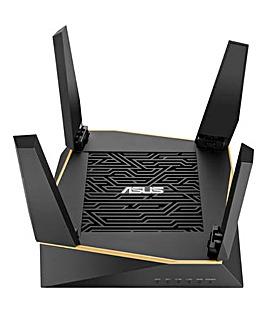 ASUS RT-AX92U (1 Pack) Wifi 6 AX6100 Tri-Band Mesh Gigabit Router