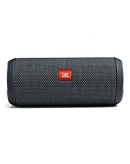 JBL Flip Essential Portable Waterproof Bluetooth Speaker - Black