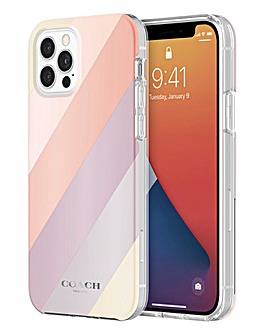 Coach Protective Case for iPhone 12 and 12 Pro