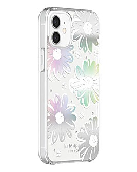Kate Spade New York Protective Hardshell Case for iPhone 12 mini