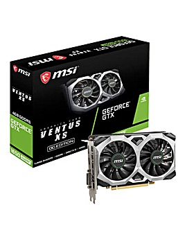 MSI GeForce GTX1650 Super Ventus XS OC