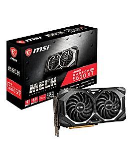 MSI Radeon RX5600 XT Mech OC